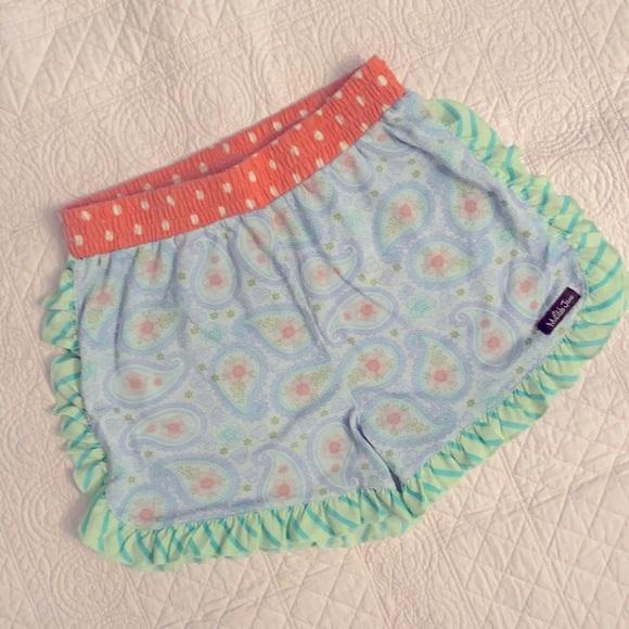 Matilda Jane Paisley Print Shorts